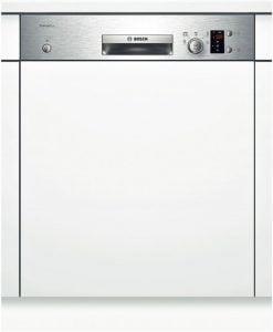 Εντοιχιζόμενο Πλυντήριο Πιάτων 60 cmBoschSMI50D55EU Inox