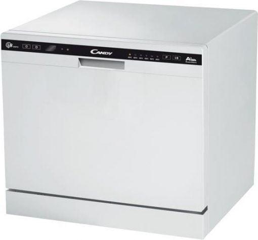 Επιτραπέζιο Πλυντήριο ΠιάτωνCandyCDCP 8/E Λευκό
