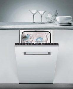 Εντοιχιζόμενο Πλυντήριο Πιάτων 45 cmCandyCDI 1L952