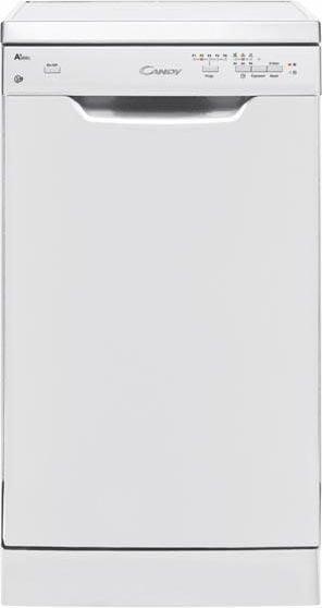 Πλυντήριο Πιάτων 45 cmCandyCDP 1L952W Λευκό