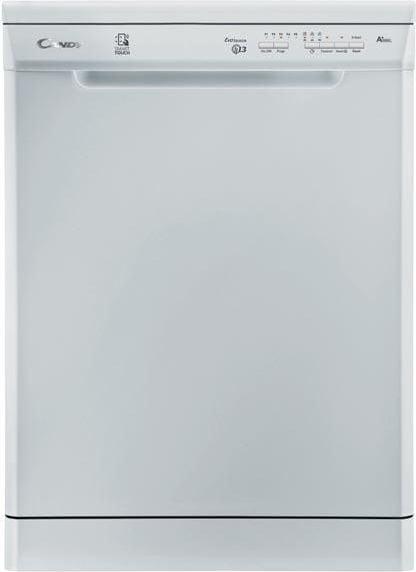 Πλυντήριο Πιάτων 60 cmCandyCDP 1LS39W-S Λευκό