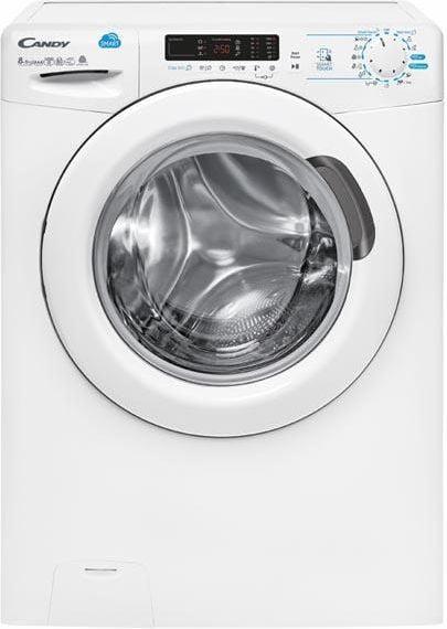Πλυντήριο-ΣτεγνωτήριοCandyCSWS 485D-S Ατμού