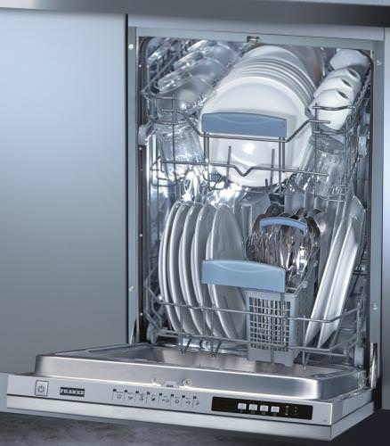 Εντοιχιζόμενο Πλυντήριο Πιάτων 45 cmFrankeFDW 410 E8P A+ 45CM