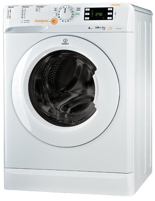 Πλυντήριο-ΣτεγνωτήριοIndesitXWDE 861480X W EU