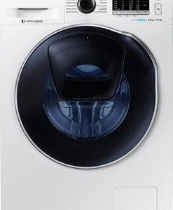 Πλυντήριο-ΣτεγνωτήριοSamsungWD80K5A10OW/LV