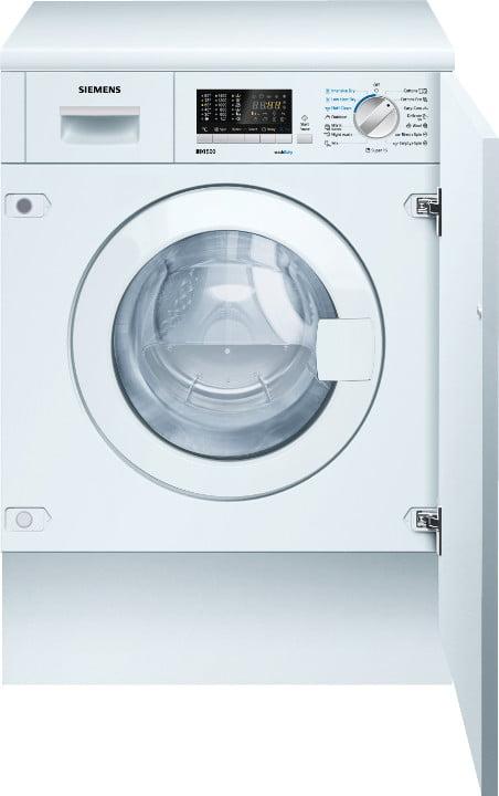 Εντοιχιζόμενο Πλυντήριο/ΣτεγνωτήριοSiemensWK14D541EU iQ500