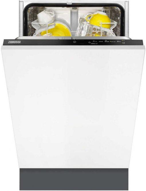 Εντοιχιζόμενο Πλυντήριο Πιάτων 45 cmZanussiZDV12003FA