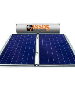 Επιλεκτικού ΣυλλεκτηAssosSP 300E Glass Επιλεκτικός Τιτανίου Διπλής Ενέργειας