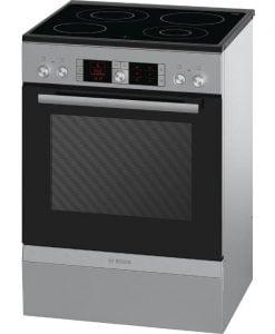 Κεραμική ΚουζίναBoschHCA854450G + Δώρο Τηλεσκοπικός 2 Επιπέδων