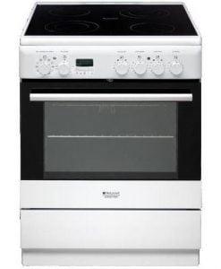 Κεραμική ΚουζίναHotpoint-AristonH6VMH6A(W)/GR